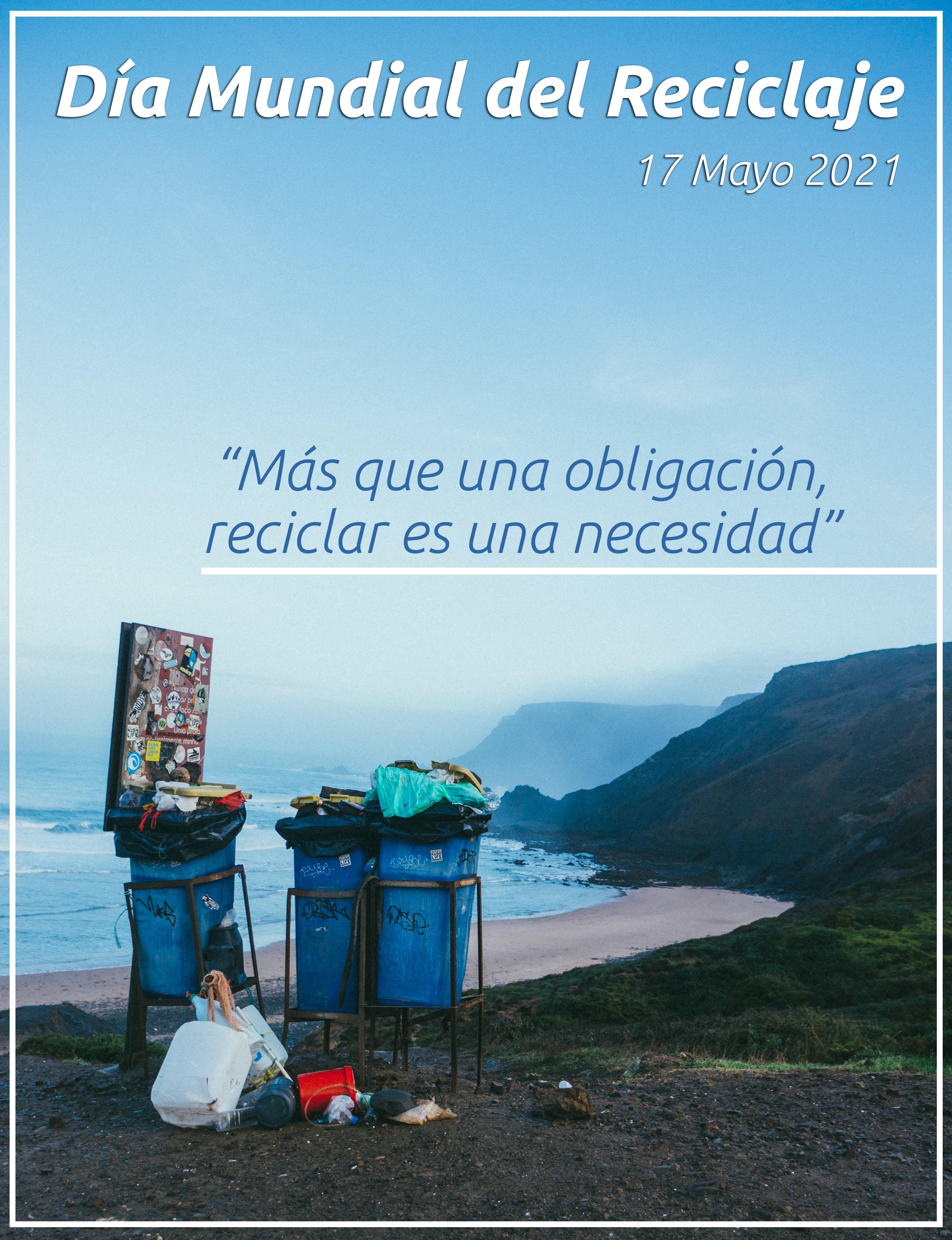 Día mundial del reciclaje acs